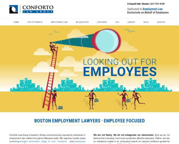 Conforto Law Group