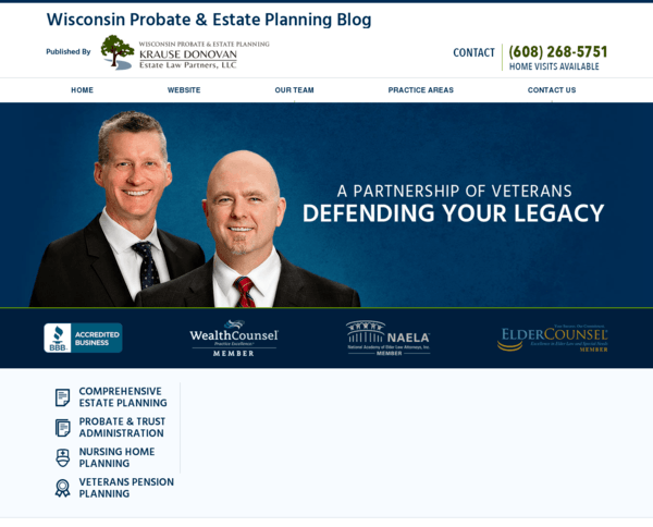 Krause Donovan Estate Law Partners