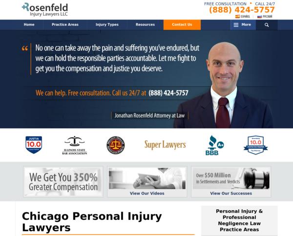 Rosenfeld Injury Lawyers