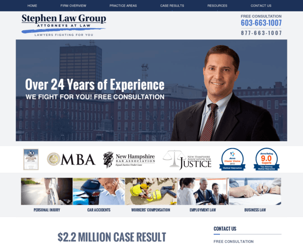 Stephen Law Group